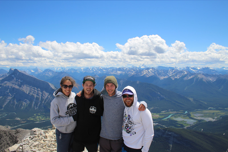 Cascade Mountain is a true contender for one of the best Banff hikes.