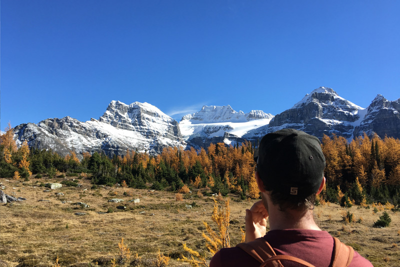 Sentinel Pass is one of the best Banff hikes.