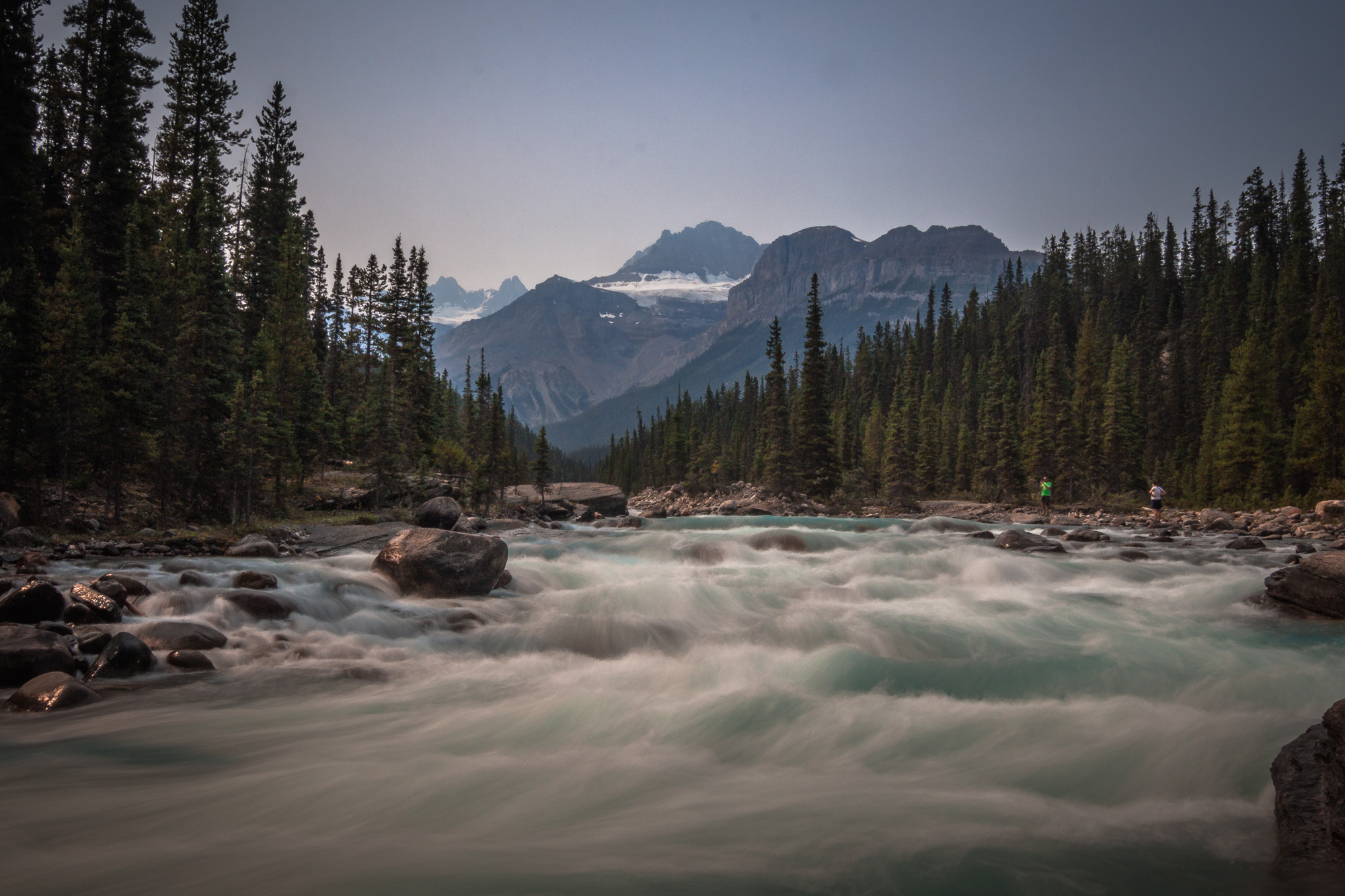 Mistaya-Canyon, Icefield Parkway