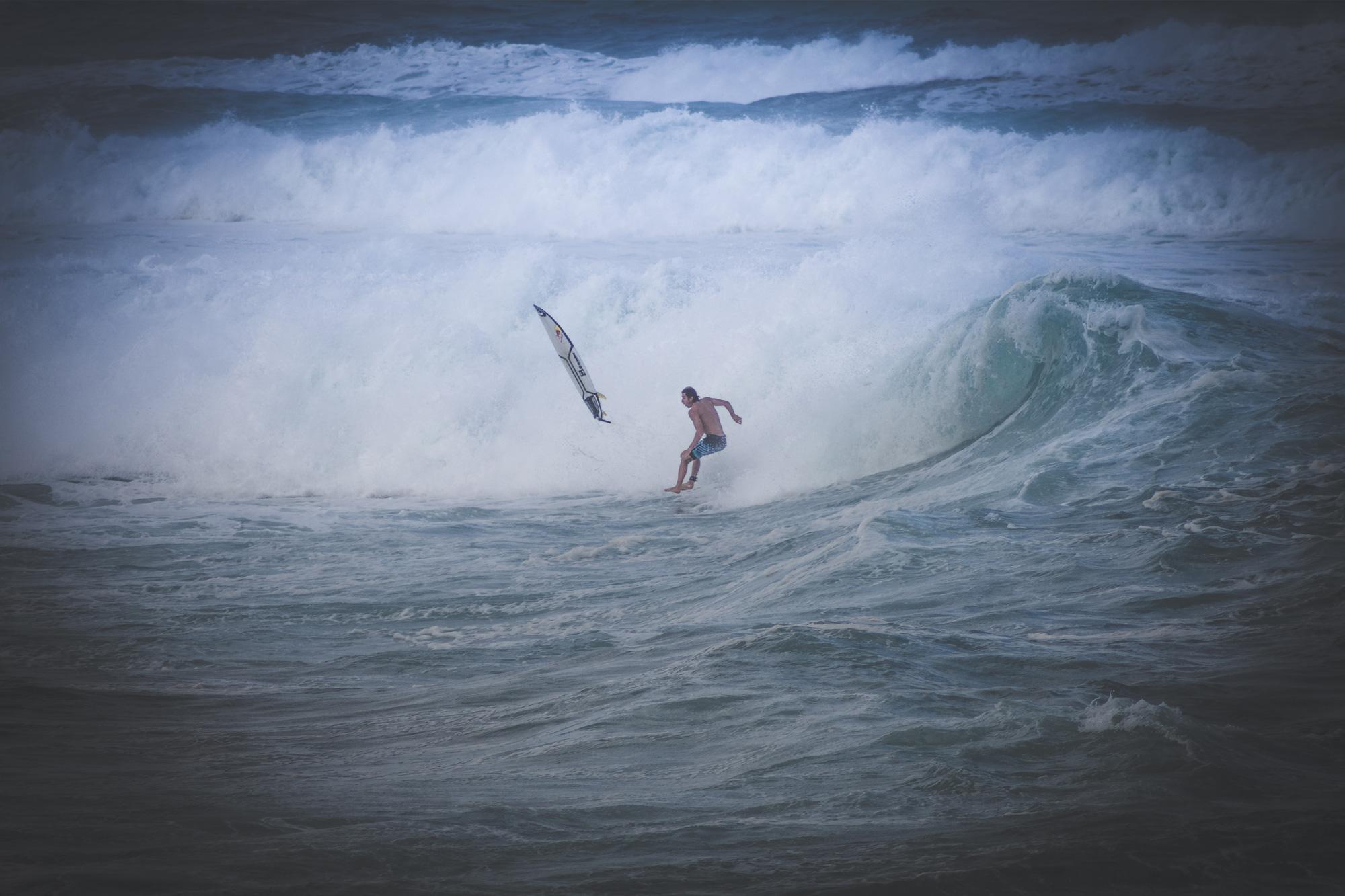 Big Swells, North Shore Oahu, Hawaii