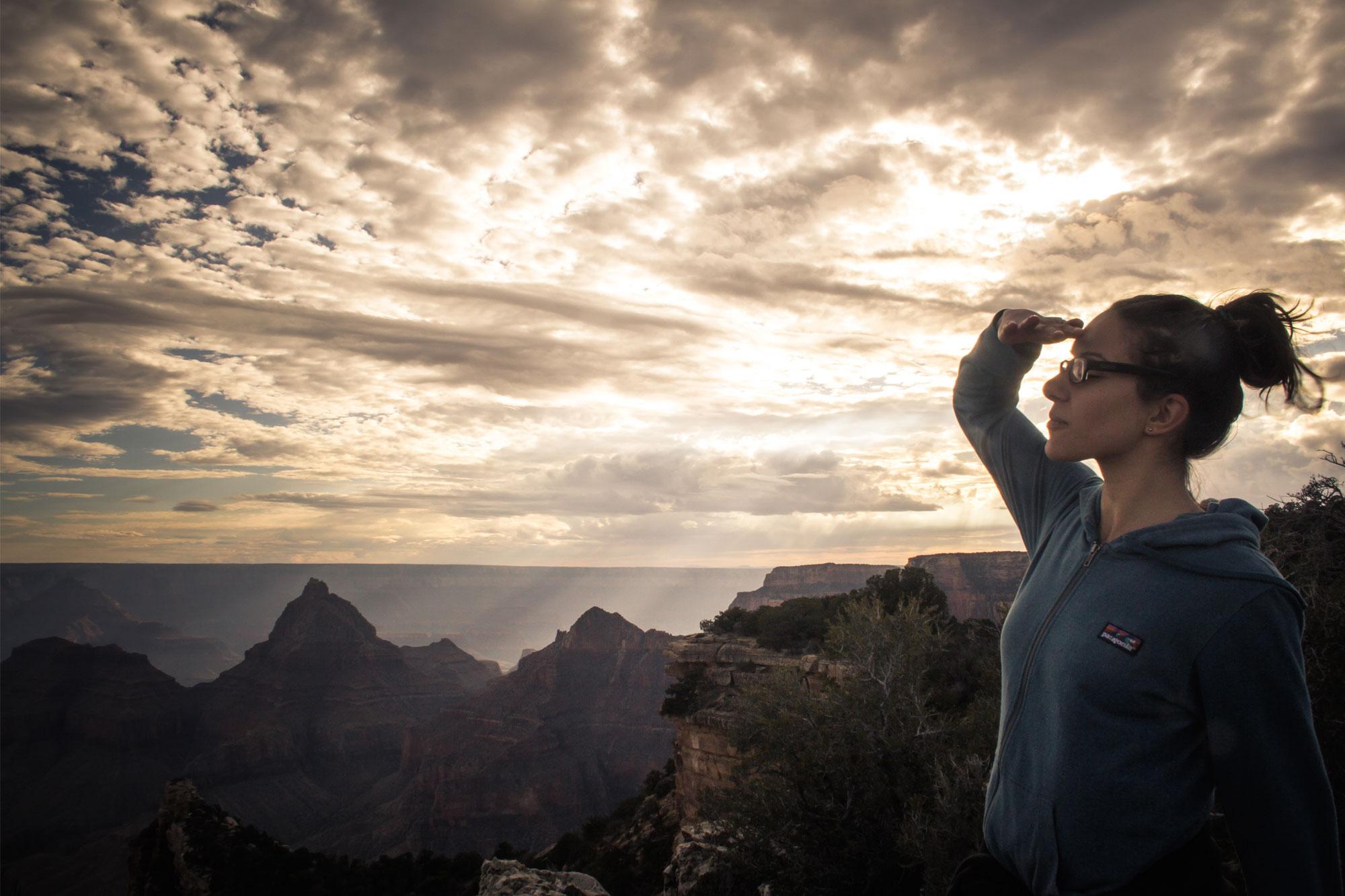 Amy Grand Canyon, USA