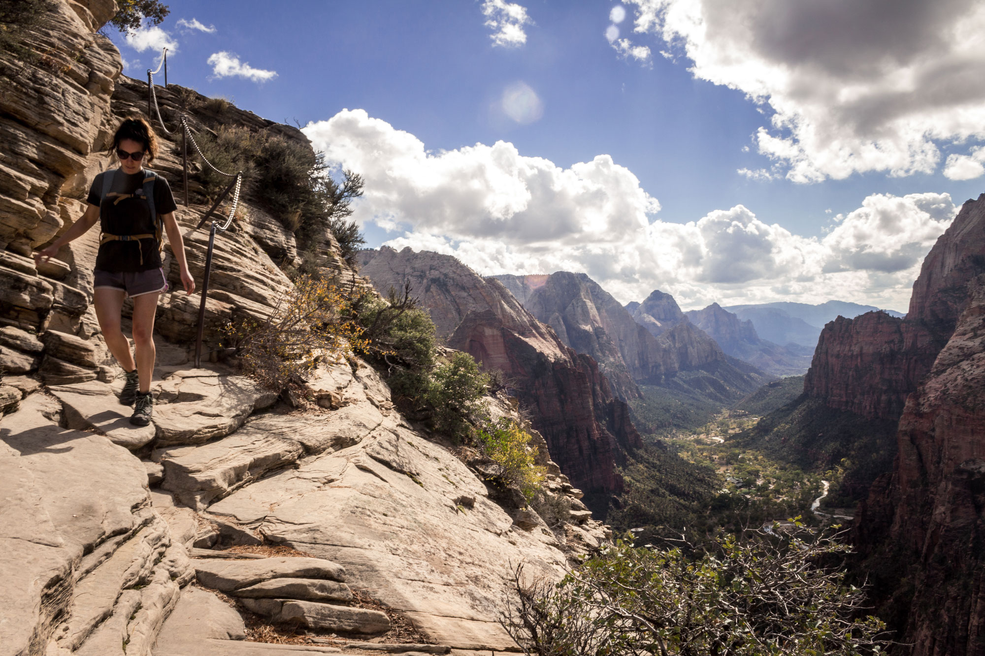 Angel's Landing Hike, Zion National Park