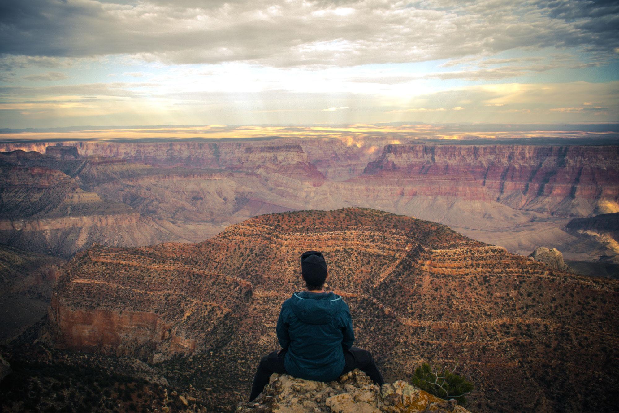 Cal North Rim Grand Canyon National Park