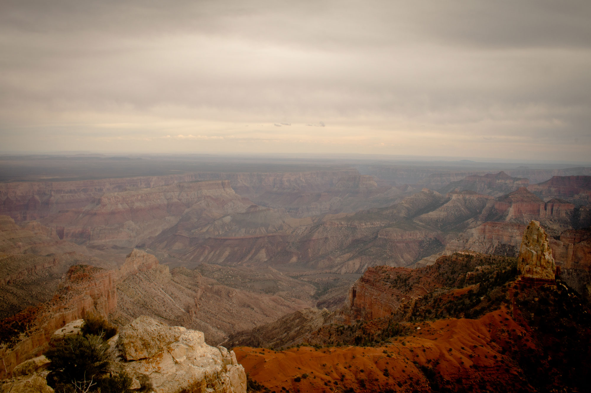 North Rim, Grand Canyon National Park