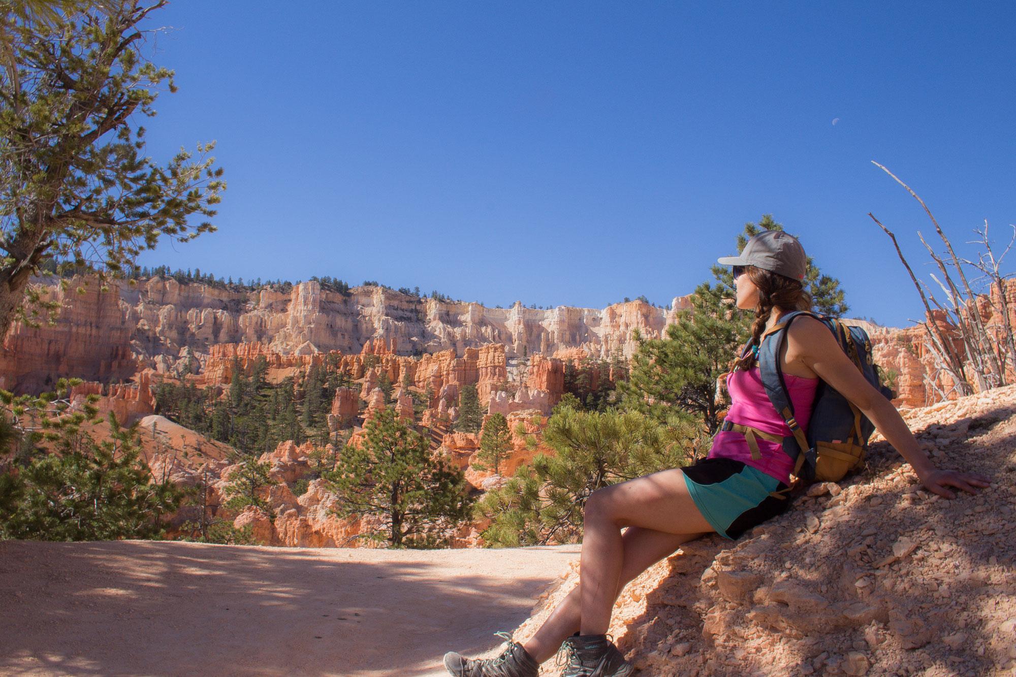 Queen's-Garden-Loop-in-Bryce-Canyon-National-Park