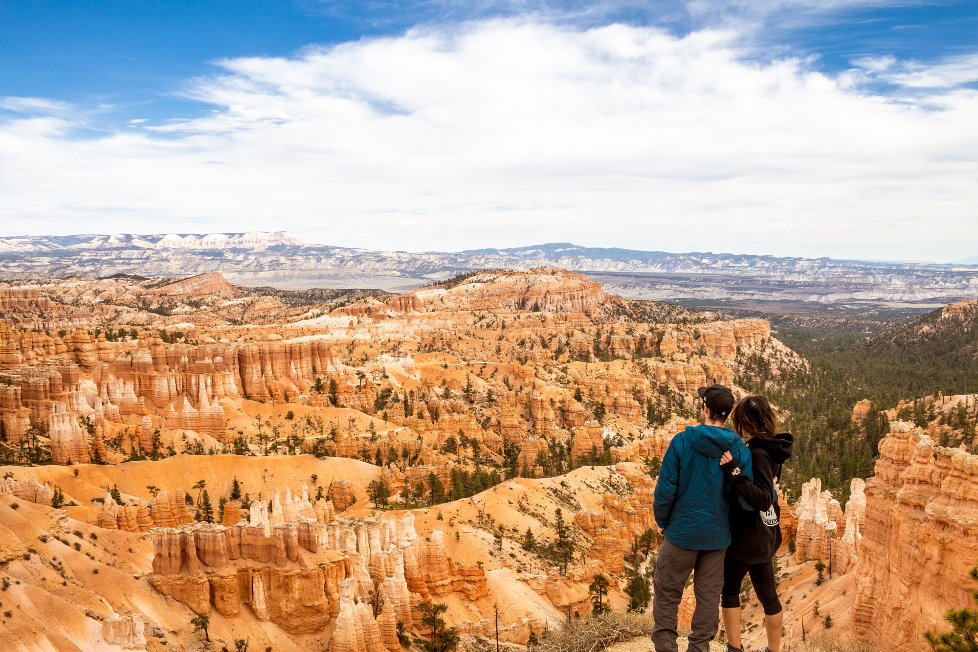 Sunset-Point-in-Bryce-Canyon-National-Park,-Utah