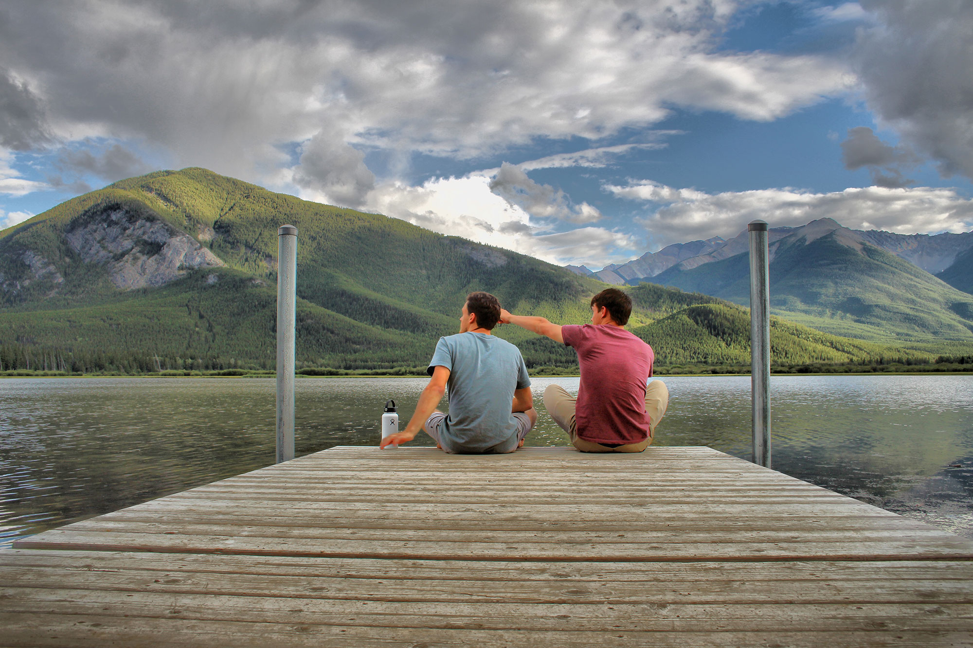 Vermillion Lake is one of the top things to do in Banff all year round
