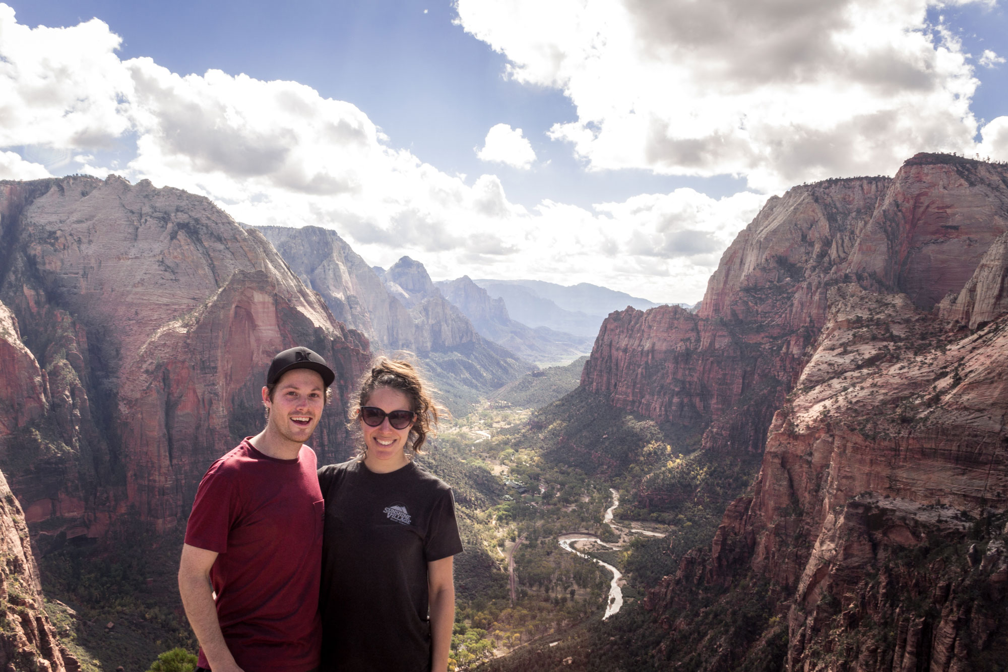Angel's Landing tops our list of Zion National Park Hikes